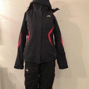 The North Face Hyvent Ski Snow Pants Jacket